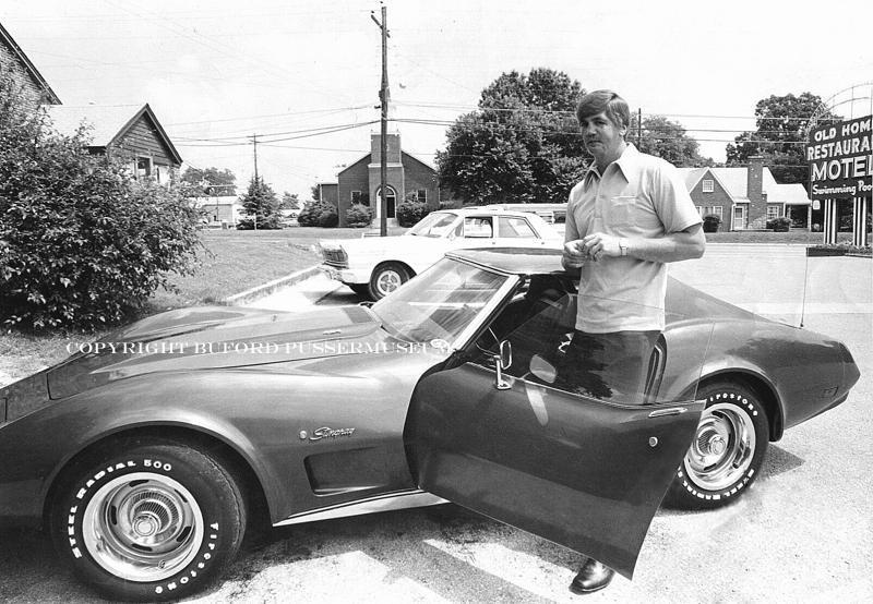 Pusser and Corvette