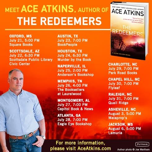 REDEEMERS Tour Image