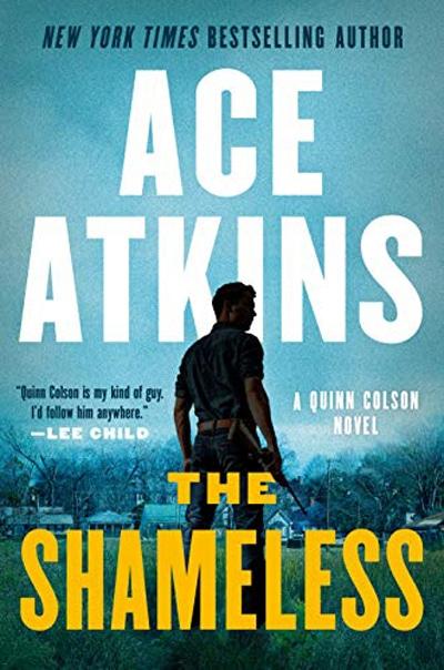 The Shameless- Quinn Coloson Series Book 9