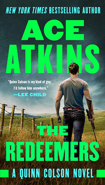 The Redeemers (A Quinn Colson Novel)