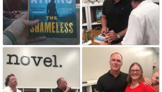 Ace Atkins in conversation with Drake Hall: The Shameless